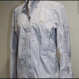 ADIDAS Gore Tex Rain Jacket Full Zip Light Golf M